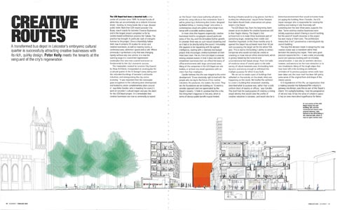 Lcb ash sakula architectsabout lcb blueprint magazine describes life at lcb depot shortly after its completion malvernweather Gallery